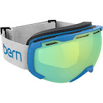 Bern Scout Small Frame Goggles - Kid's - White Yellow/Blue
