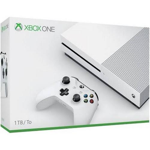 Xbox One S 1TB Console - White