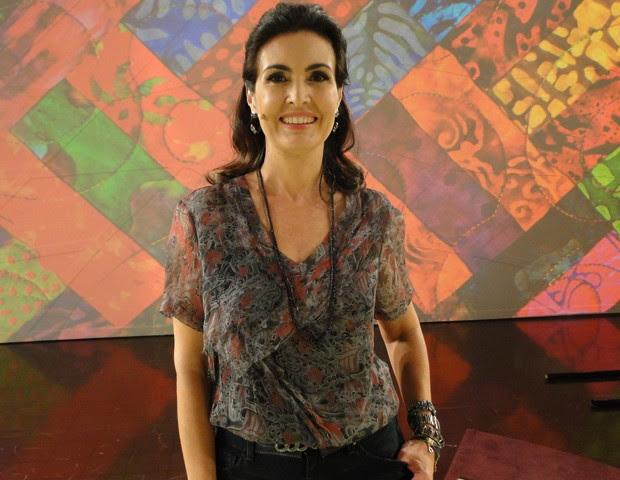 Encontro vai homenagear Chitãoziho e Xororó e o ator Antonio Fagundes (Foto: Encontro com Fátima Bernardes/ TV Globo)