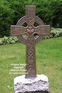 Celtic Cross History and Symbolism by Stephen Walker