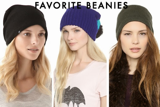 Tempted by Beanies