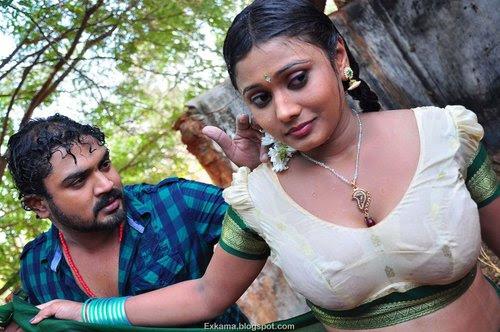 mallu item girl exposed cleavage hot dance semi nude image ~ tamil ...