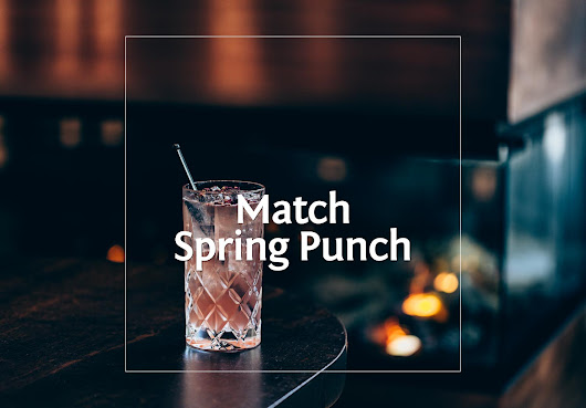 Match Spring Punch · Berliner Speisemeisterei