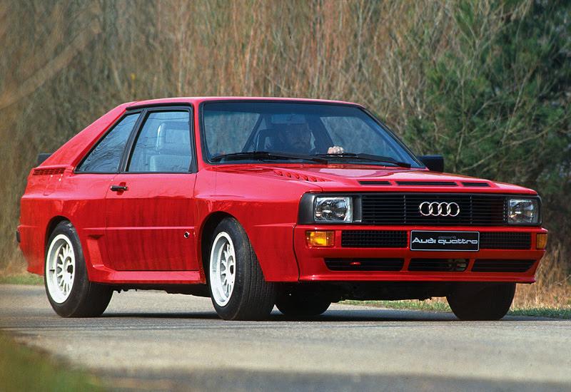 1984 Audi Quattro Price