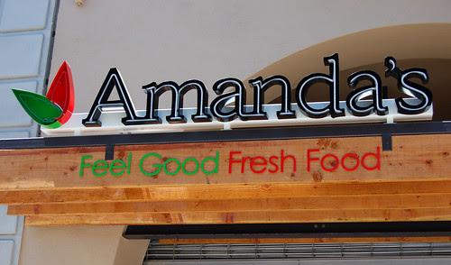 Amanda's Sign
