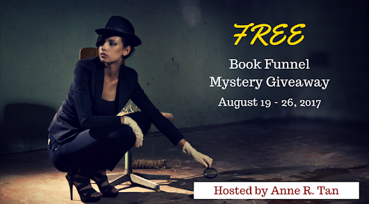 August Mystery Book Funnel Giveaway