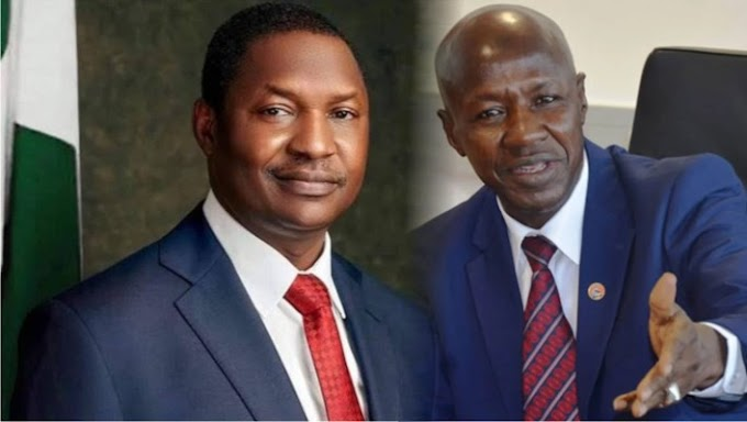 Top EFCC officials investigating AGF Malami suspended indefinitely