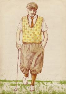 Golfklädsel