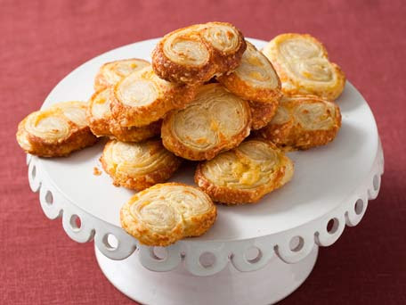 Cheddar Pepper Palmiers