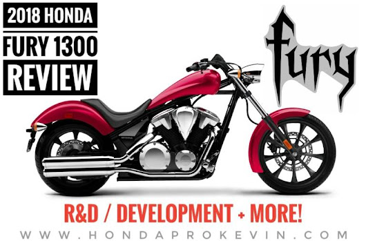2018 Honda Fury 1300 Review | Specs / Features + Changes & Development Story | Chopper / Cruiser Motorcycle