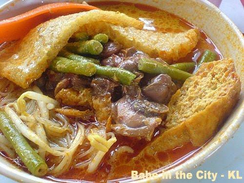 Madras Lane Curry Laksa