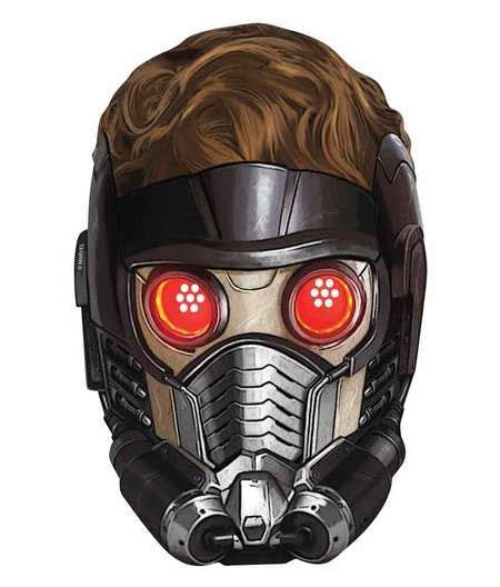Peter Quill Star  Lord Marvel Guardians of the Galaxy Card