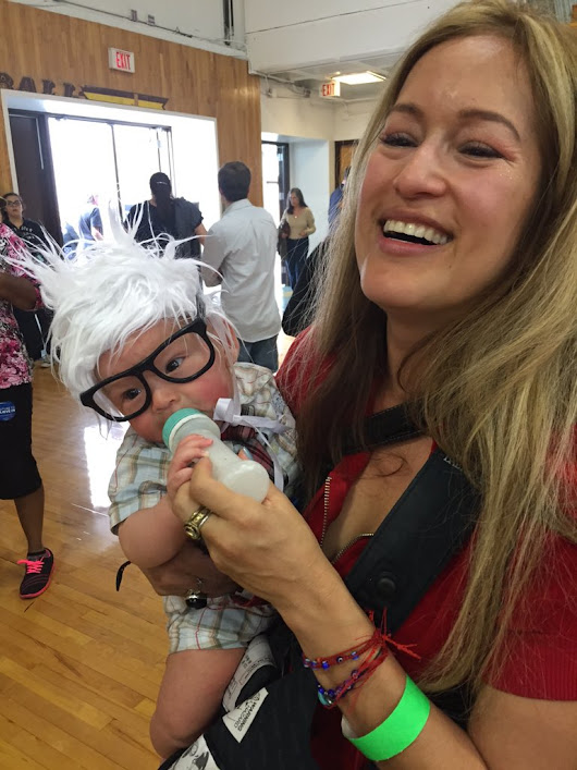 "Josh Haskell on Twitter: ""Just met 3.5 month old Oliver Jack Carter Lomas @BernieSanders Las Vegas rally. His mom says he's a #BernieBaby """
