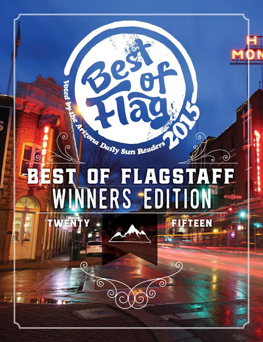 And the winners are…..Arizona Daily Sun's 2015 Best of Flagstaff!