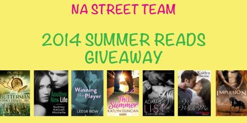 NA Summer Reads