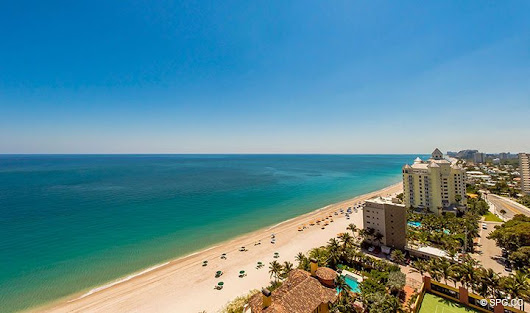 Residence 19A/D, Tower II For Sale at The Palms, Luxury Oceanfront Condominiums Fort Lauderdale, Florida 33305