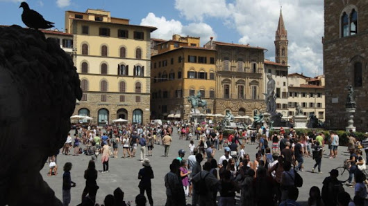 How to See Less of Florence