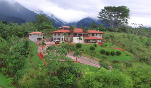 1.5 ACRES - 10 Bedroom Ocean View Estate W Pool And Potential To Convert To A Boutique Hotel!!! - Costa Rica Real Estate