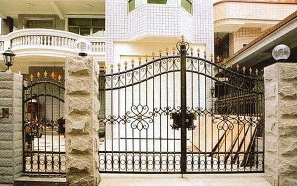 25 Front Gate Designs Welcome Your Guest With Perfect Gate Design