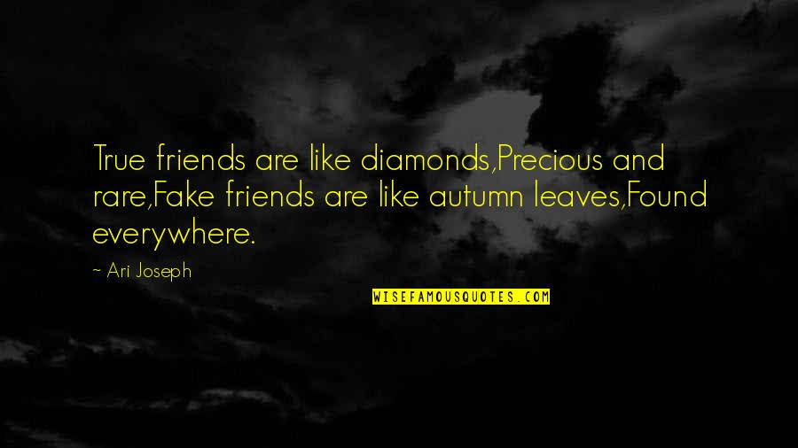 True And Fake Friends Quotes Top 3 Famous Quotes About True And
