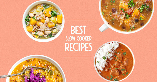 The Best Healthy Slow Cooker Recipes