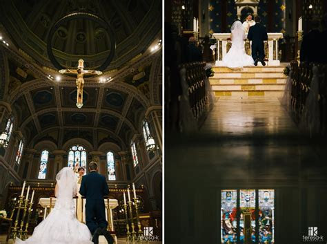 Cathedral of the Blessed Sacrament Wedding   Sacramento