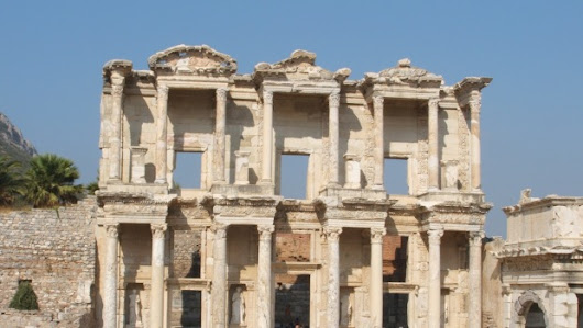 Celcus Library - Ephesus Turkey