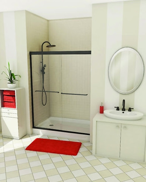 Shower stalls - inspiring ideas for your bathroom design