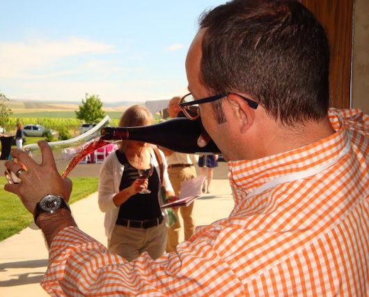 Cab is King at Celebrate Walla Walla - Tasting Pour by Jade Helm