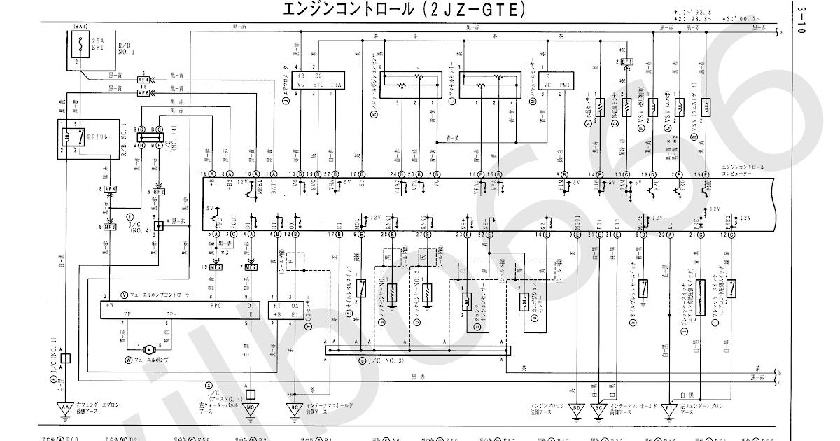 2jz Gte Engine Diagram