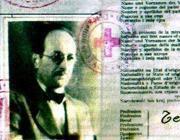 Il passaporto falso usato da Eichmann per fuggire in Argentina