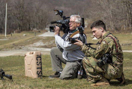 Guardsman named Army's Photographer of the Year