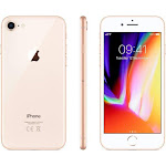 """Apple iPhone 8 - 4.7"""" Display - 64GB - Gold GSM Unlocked (AT&T / T-Mobile) Smartphone"""