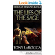 Amazon.com: Debris of Shadows Book I: The Lies of the Sage eBook: Tony LaRocca: Kindle Store