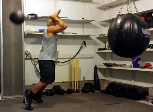 Power Training with a Tornado Ball - RossTraining.com