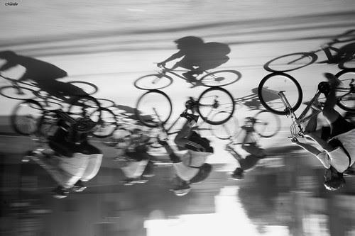 Bicicletas Santiaguinas by Alejandro Bonilla