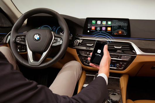 Harman announces first Wireless CarPlay implementation