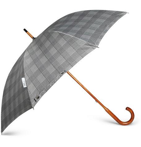 London UndercoverClassic Prince of Wales Check Umbrella