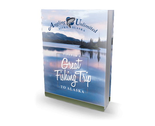 "Get the FREE eBook, ""Tips for a Great Fishing Trip to Alaska"" 