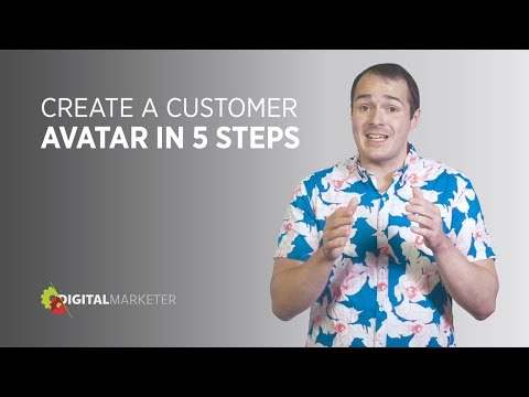Create a Customer Avatar in 5 Steps | And move to success and growth