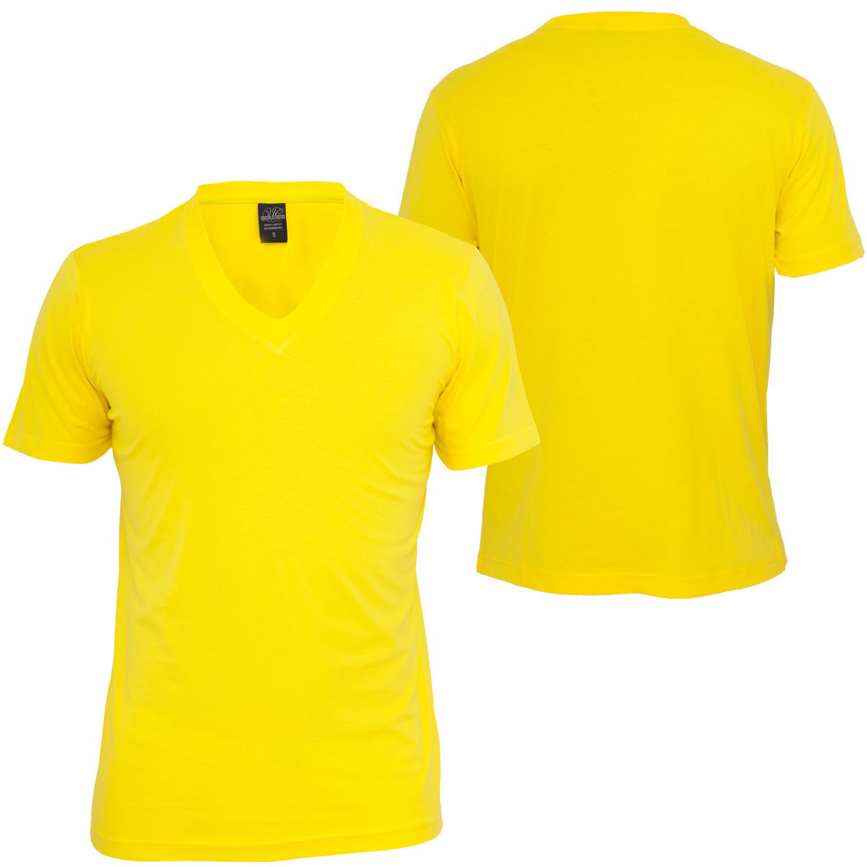 Blank Yellow T Shirt - ClipArt Best