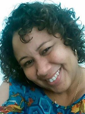 Professora morta em Salvador (Foto: Arquivo Pessoal)