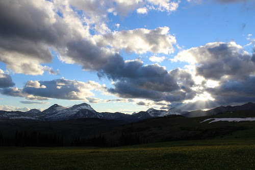 Hike MT: In Glacier Park, Fifty Mountain's majesty