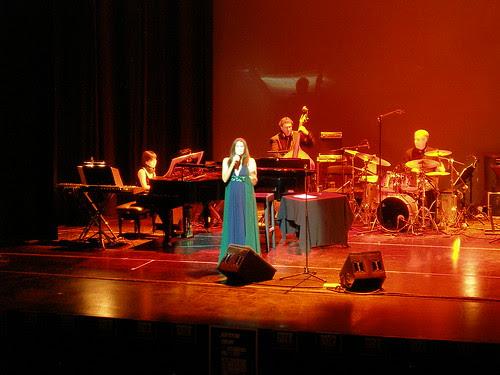 Monica Mancini en el Retroback 2009