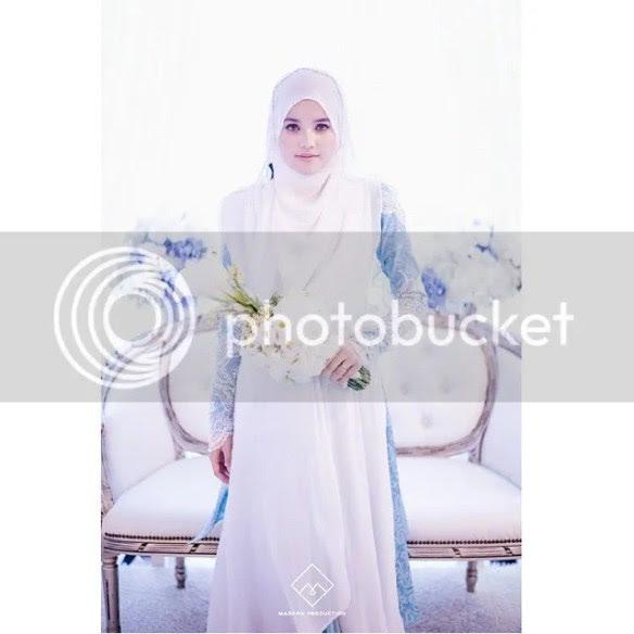 Perkahwinan Blogger Dr Fatin Liyana