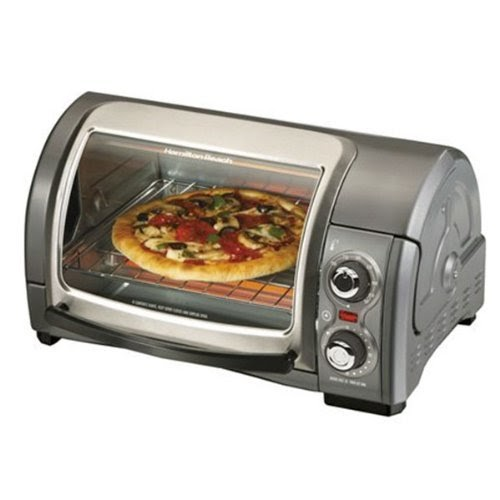 Review Of Hamilton Beach 31334 4 Slice Easy Reach Toaster Oven