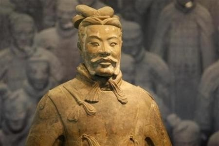 Tombs of Workers who Built the Terracotta Warriors Found  Archaeologists from the Shaanxi Provincial...
