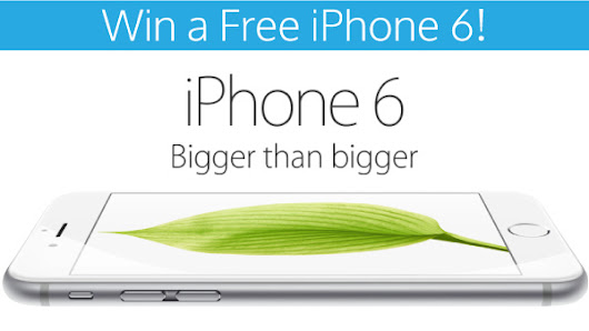 iPhone 6 Giveaway!