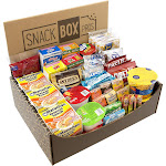 Candy.com Reserve Dorm Room Survival Snack Box
