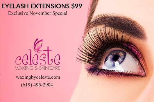 Eyelash Extensions San Diego | Mink Lash Extensions| Beautiful Individual Lashes